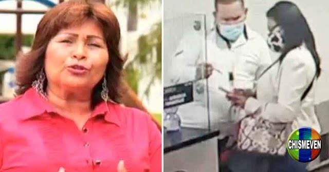 Colombia bloqueó la entrada de una Diputada Chaburra que quería acceder al país