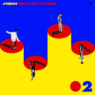 SHINee - The Story of Light' EP.2 Albümü