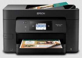 Epson WorkForce Pro WF-3720 Drivers Download