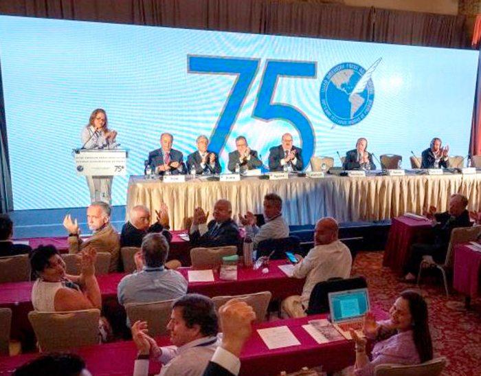 La Asamblea General de la SIP se desarrolló hasta ayer en Miami, EEUU / SIP