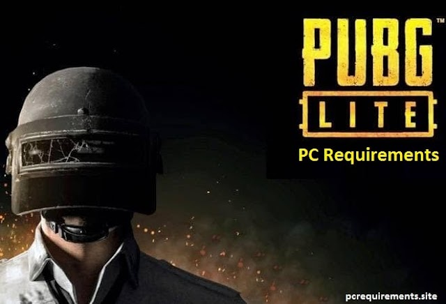 PUBG Lite Pc Requirements [June 2020]