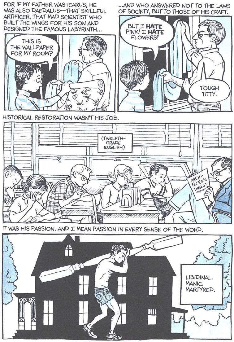 Read Fun Home: A Family Tragicomic - Chapter 1, Page 6