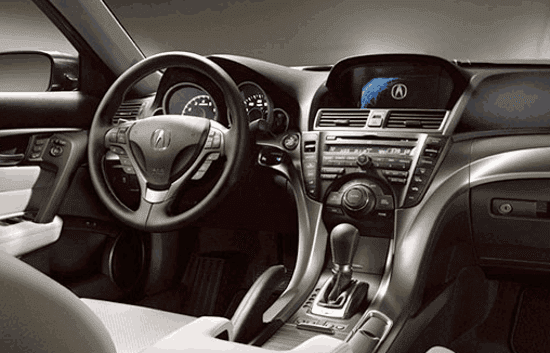 Acura RLX Hybrid 2019 Interior Design