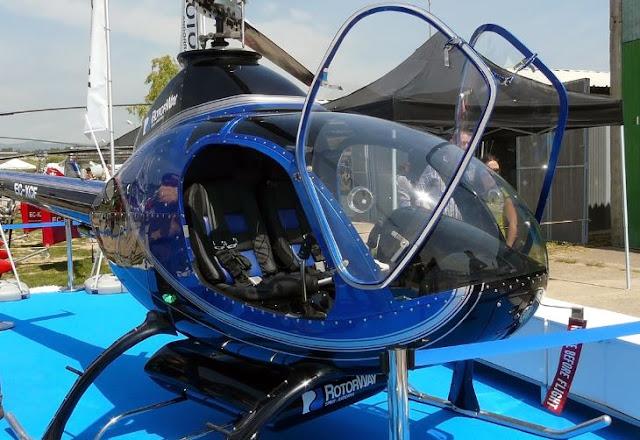 RotorWay A600 Talon specs