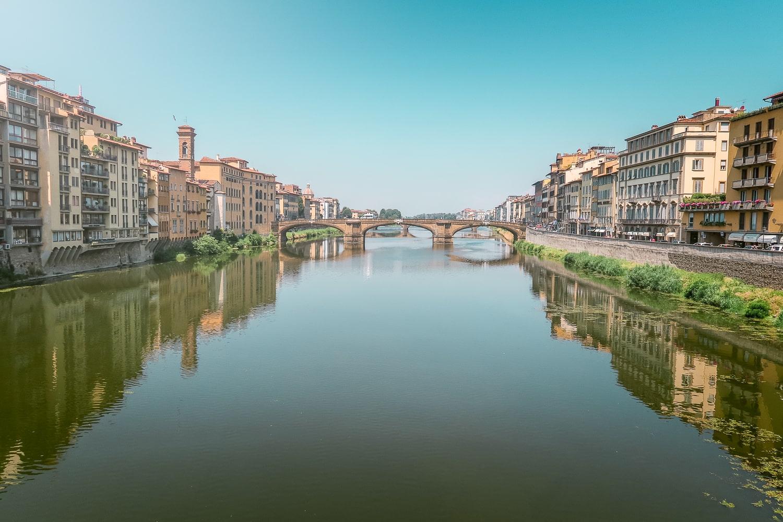 Ponte Vecchio, Contiki Italy, Latina Photographer, Florence Italy