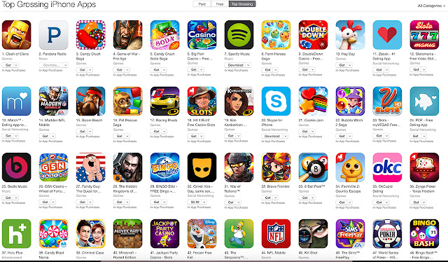 The App Store will not approve new apps for Christmas