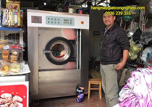 Mua máy giặt công nghiệp ở Ninh Thuận cho xưởng giặt khách sạn