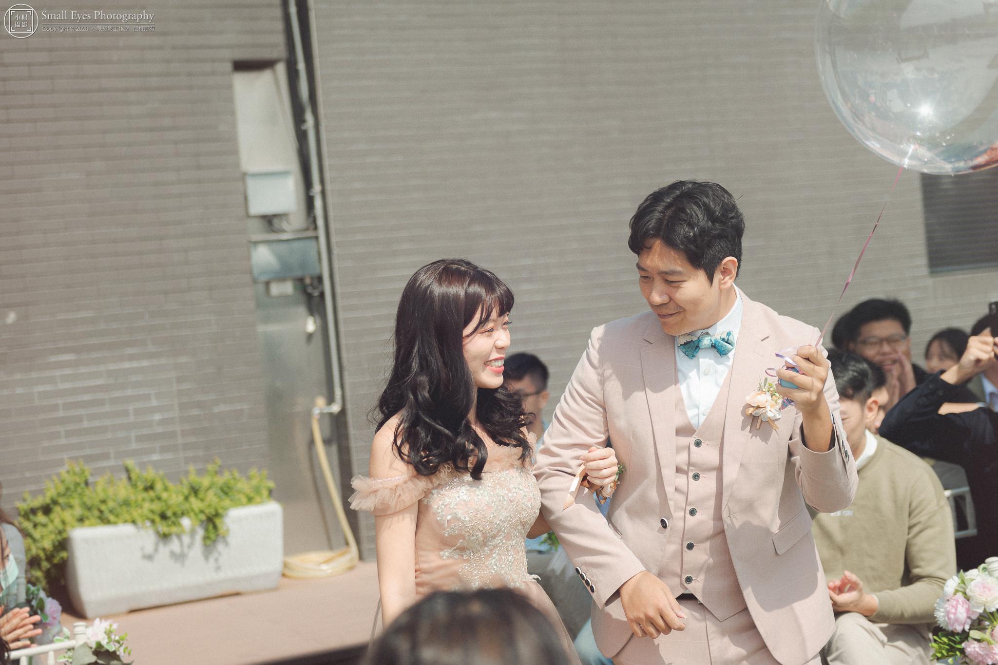 小眼攝影,傅祐承,婚禮攝影,婚攝,婚禮紀實,婚禮紀錄,貳月婚紗,新秘瓜瓜,迎娶,台北,格萊天漾