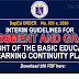 DepEd ORDER    No. 031 s. 2020 INTERIM GUIDELINES FOR ASSESSMENT AND GRADING IN LIGHT    OF THE BASIC EDUCATION LEARNING CONTINUITY PLAN