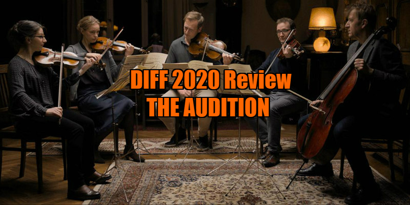 the audition film review