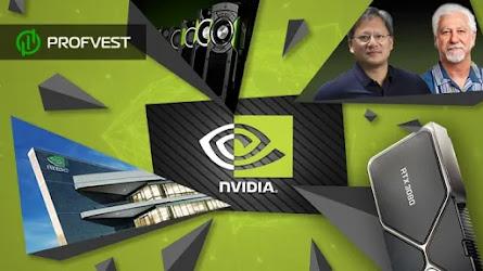 Компания Nvidia: история развития известного бренда