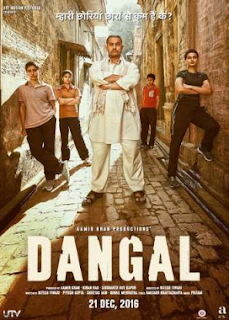 Dangal 2016 Hindi DVDScr 700MB