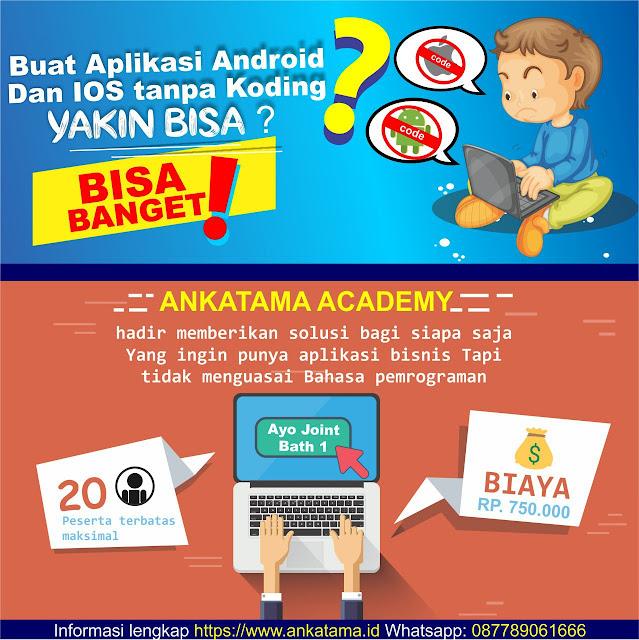 Workshop Basic Android-iOS Development Program