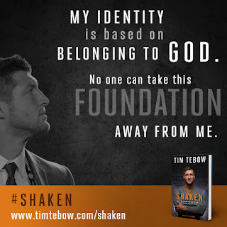 Tim Tebow: Shaken l LadyD Books Review