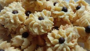 Cara Membuat Kue Semprit Sendiri untuk Lebaran