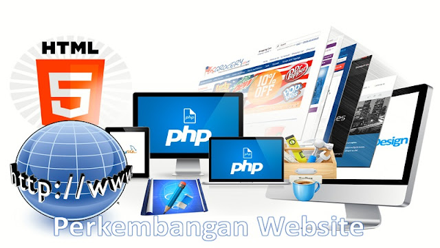 Perkembangan Website