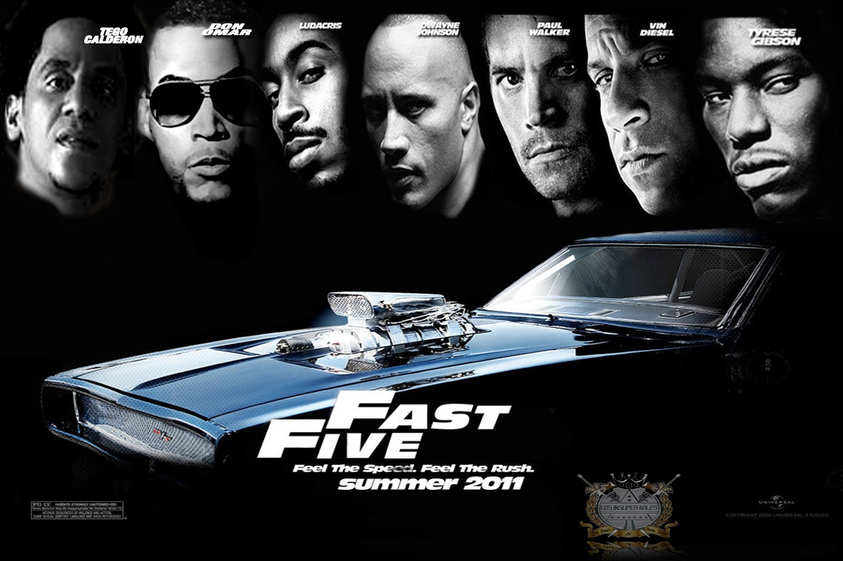 Fast And The Furious 4