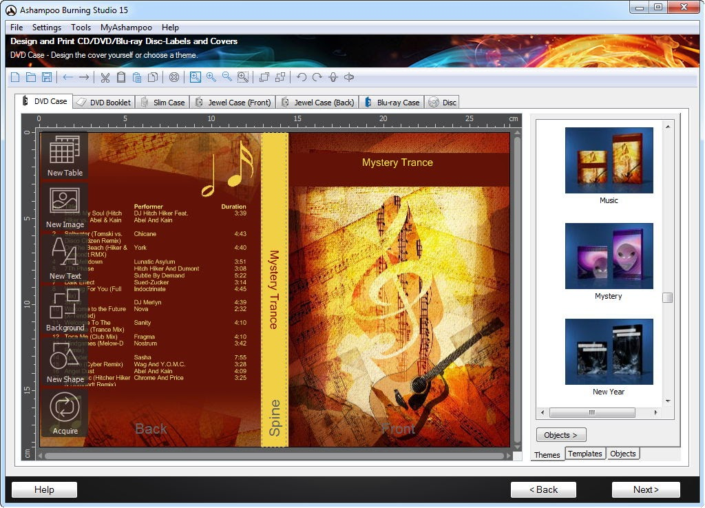 Ashampoo Burning Studio 15 Full Crack + Serial Key Free Download