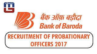 BOB | Probationary Officer | Recruitment