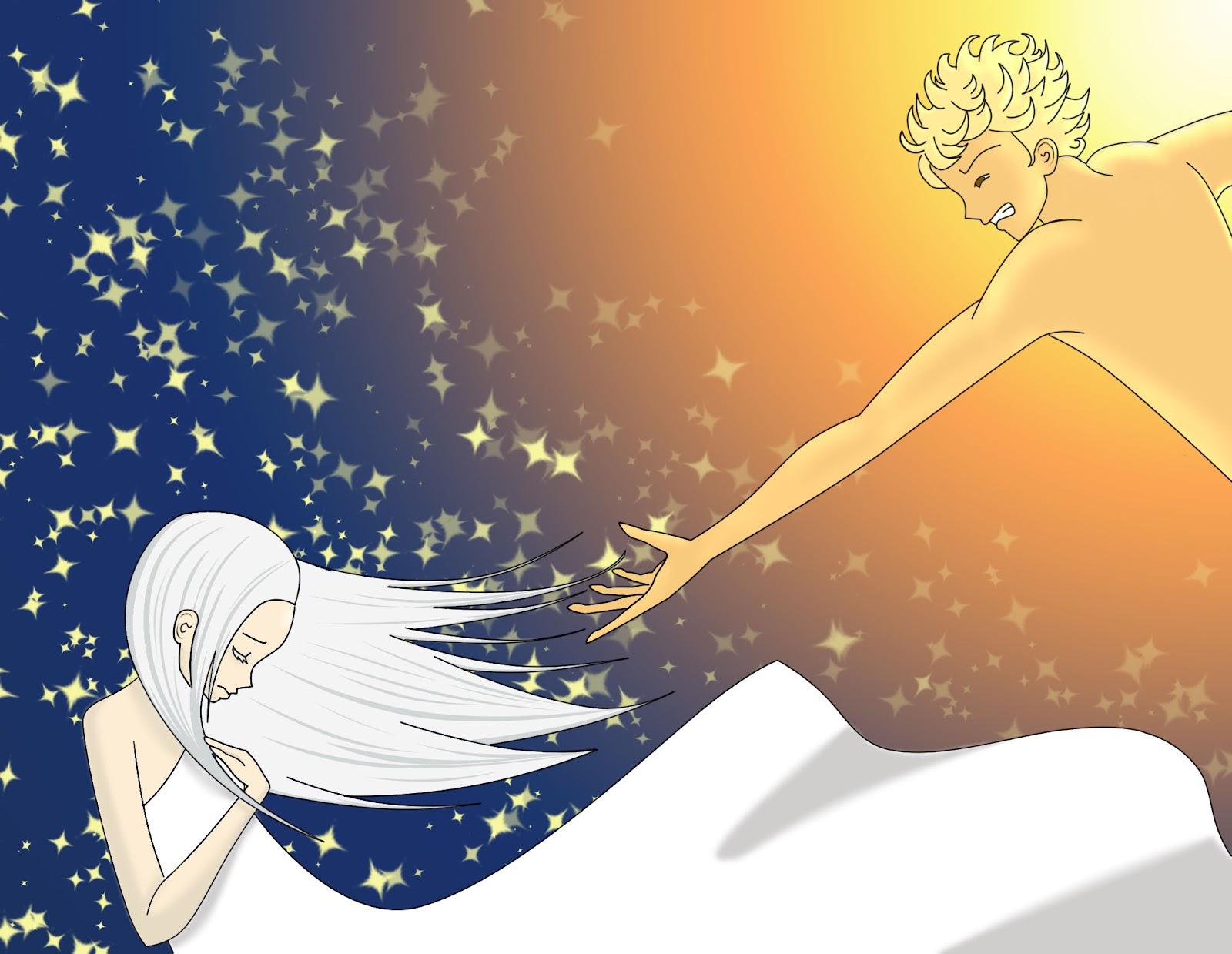 Sun And Moon Shayari