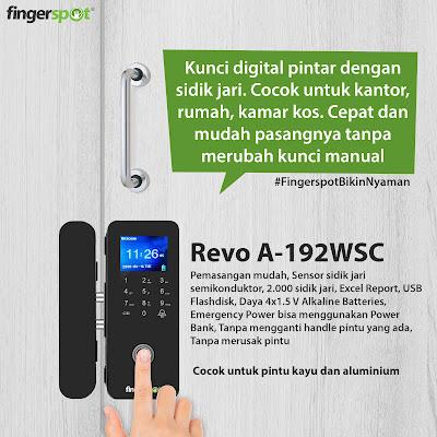 Fingerspot Revo A 192WSC