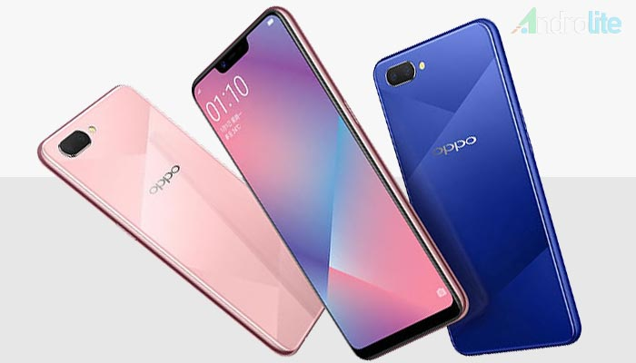 Oppo A5 (2018) Resmi Dirilis, Harga Rp 3,2 jutaan