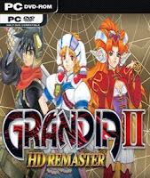 GRANDIA II HD Remaster Torrent (2019) PC GAME Download