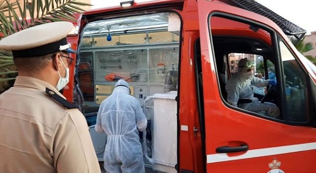 المغرب يسجل 2776 إصابة بكورونا في تراجع كبير لعدد الإصابات و ارتفاع عدد حالات التعافي