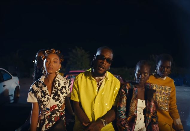 VIDEO   Burna Boy – Pull Up (Official Video) Mp4 DOWNLOAD