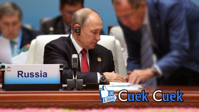 BERITA TERKINI : Amerika Berkeras Tekan Sanksi Berat untuk Korea Utara, Presiden Rusia Vladimir Putin Sebut Korea Utara Lebih Pilih Makan Rumput Daripada Hentikan Program Nuklir