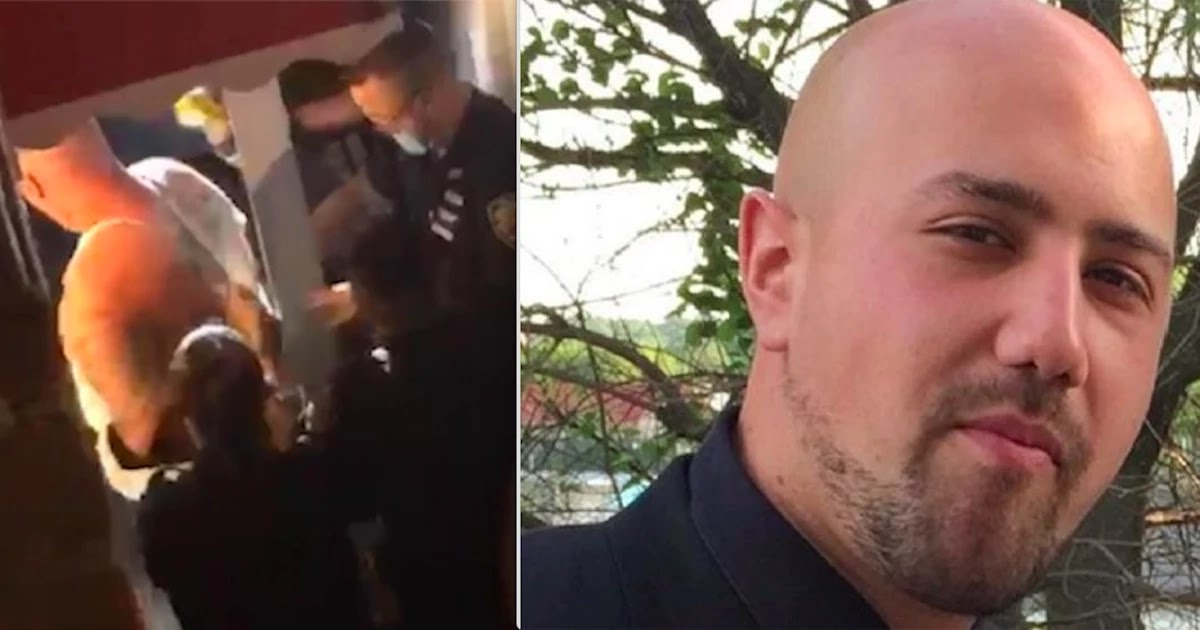 A Greek Man Suffering From Bipolar Disorder Is Tasered To Death By The NYPD – He Had Committed Absolutely No Crime