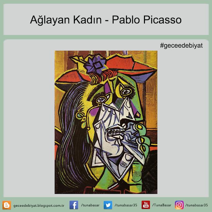 Ağlayan Kadın - Pablo Picasso