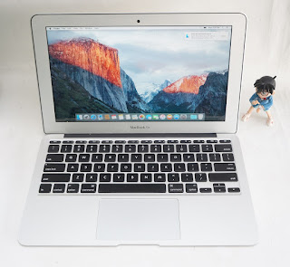Jual Macbook Air early 2015 Bekas