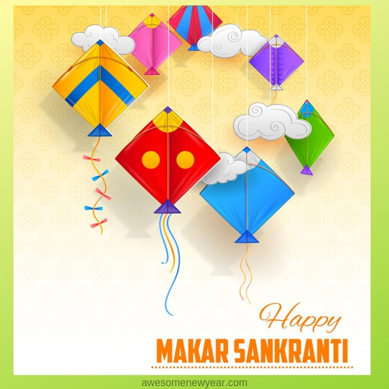 Happy Makar Sankranthi Images