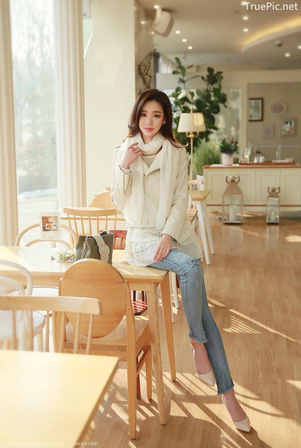 Korean Fashion Model - Park Da Hyun - Indoor Photoshoot Collection - TruePic.net - Picture 8