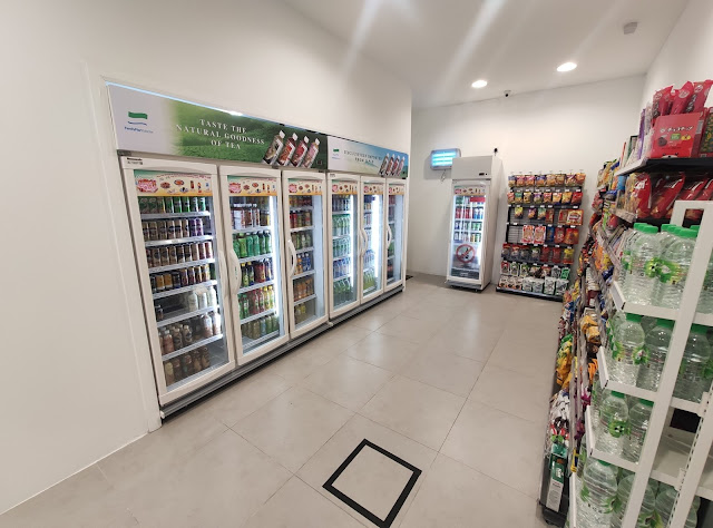 FamilyMart Icon City Penang Penang Blogger Influencer