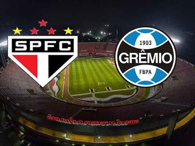 Assistir jogo Grêmio x São Paulo ao vivo online grátis