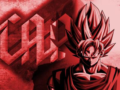 Wallpaper Athletico Paranaense Goku Drangon Ball Levain Cup