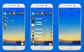 Landscape Theme For YOWhatsApp & Fouad WhatsApp By Leidiane