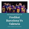 Prediksi Pertandingan Sepakbola La Liga Barcelona Vs Valencia 15 September 2019