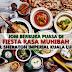 Jom Berbuka Puasa di Fiesta Rasa Muhibah, Hotel Sheraton Imperial Kuala Lumpur