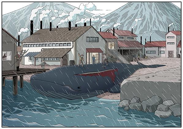 Capítulo 2 - Grytviken