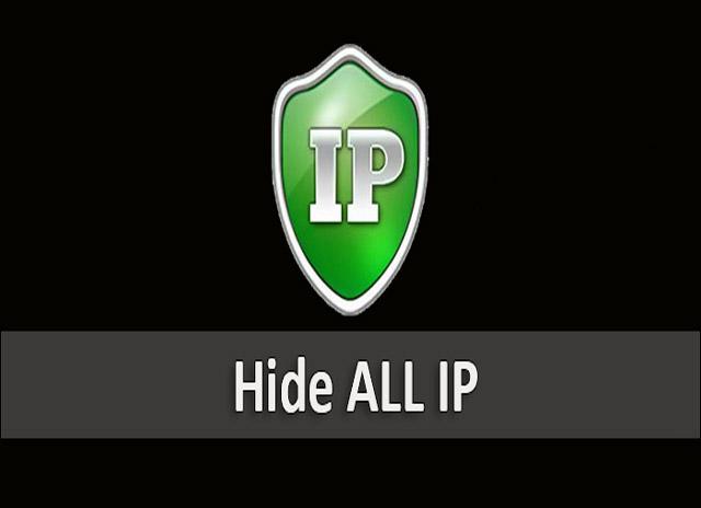 Hide ALl IP -