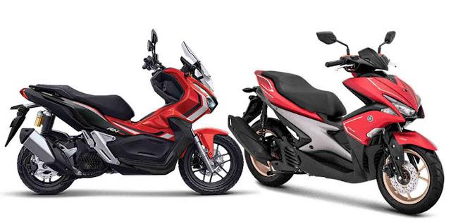 Yamaha-Aerox-vs-Honda-ADV-Mana-yang-Lebih-Unggul