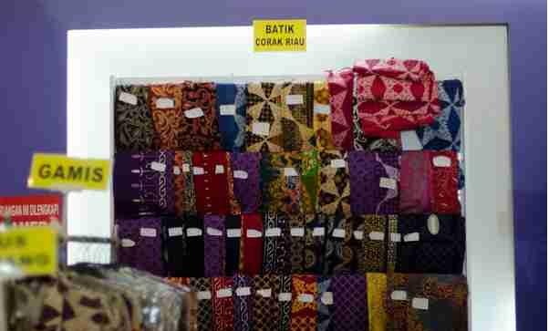 Motif Riau, Melihat Pasar yang Belum Tergarap