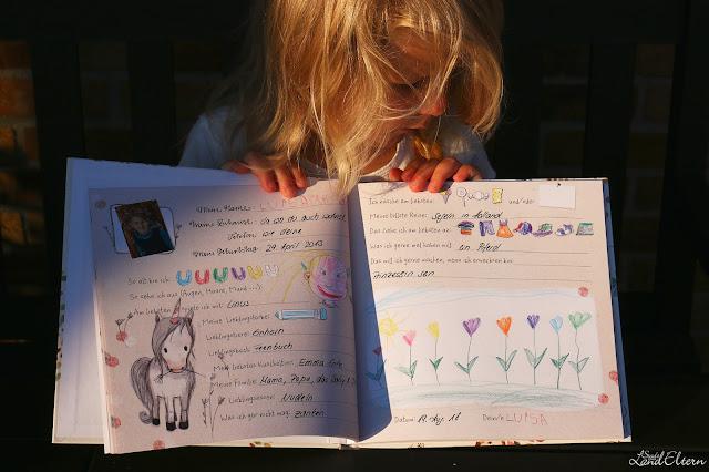 Pipapier - Alle meine Freunde - ein Freundebuch für Kindergartenkinder mit wunderschönen Illustrationen