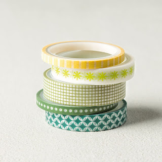 Basics Pack 2 Washi tape by Stampin' Up!