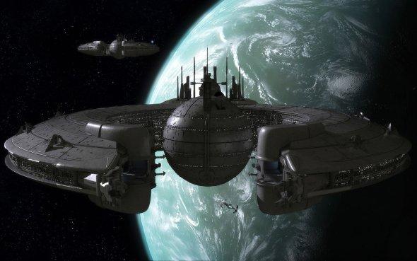 Jean-François Liesenborghs deviantart ilustrações 3D ficção científica cenários futuristas espacial