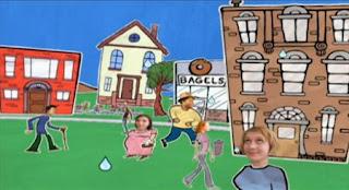Alphabet Town. Sesame Street Elmo's Travel Songs and Games