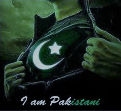 i am pakistani